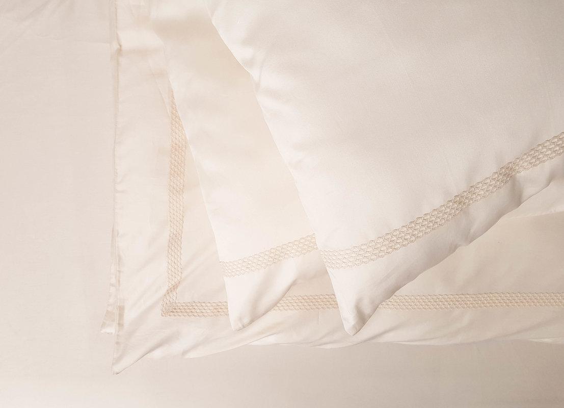 Patalynės komplektas ROMANTICA Vanilla 140x200 cm