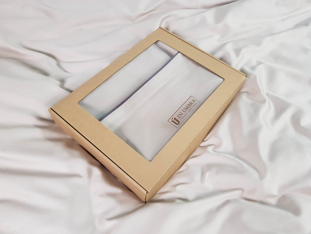 Patalynės komplektas LINEA Smoke 140x200 cm