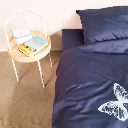 ENIGA Denim Butterflies patalynė