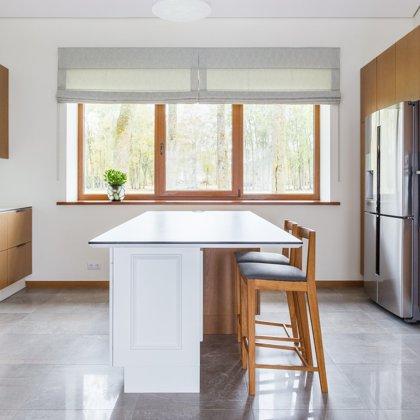 House (Joniskis, LIthuania). Interior designer: Irmina Savickienė.