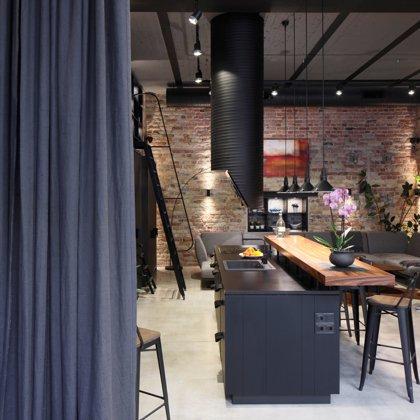 Flat (Riga, Latvia). Interior designer: Zane Tetere-Šulce.