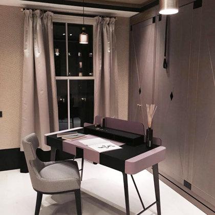 Apartamentai, Londonas. Interjero autorė: Zane Tetere-Šulce.
